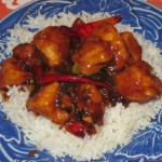 Spicy General Tso Chicken
