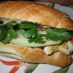 Chicken Banh Mi with a Little Twist