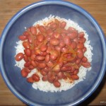 Meatless Mondays: Spicy Red Beans and Rice