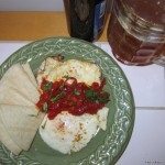 Weekend Brunch: Huevos Rancheros and Michelada, Que Bueno!
