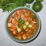 All the Way Mexican in May: Chicken Tortilla Soup
