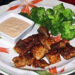 Spicy Blackened Whiting Bites