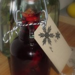 Last Minute Gift Idea: Hibiscus and Ginger Simple Syrup