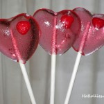 New Lollipop Flavor just for Valentine's Day