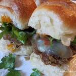 {Recipe} Vietnamese Style Mini Pork Burgers