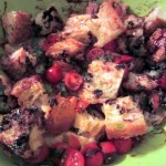 Panzanella Bread Salad with a Spicy Twist