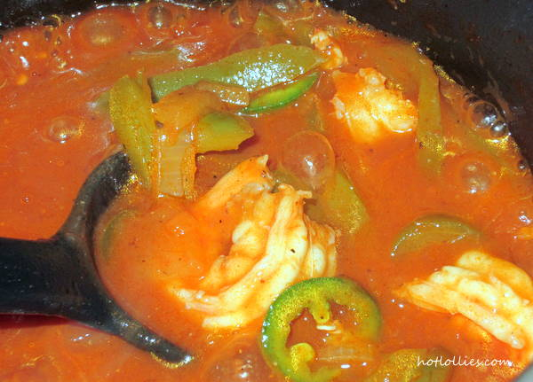 camarones enchilados spicy shrimp