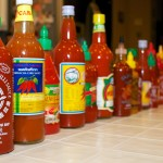 Plenty of Sriracha Products Out There