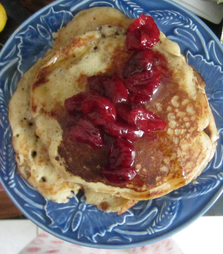 spicy-cherry-pancakes