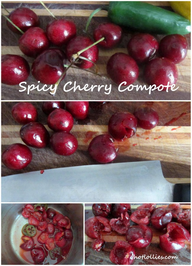 cherry-compote