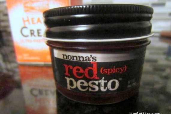 {Products I Love} Nonna's Spicy Red Pesto Review