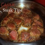 Cajun Steak Tips